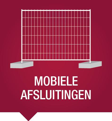 mobiele afsluitingen