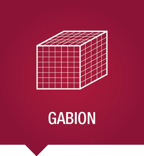 Gabions : nos solutions pour les infrastructures ou pour la décoration