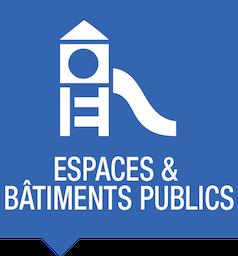 Espaces et bâtiments publics