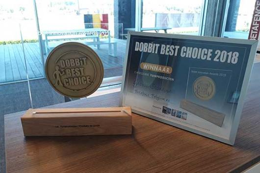 Betafence wint Dobbit Best Choice Award