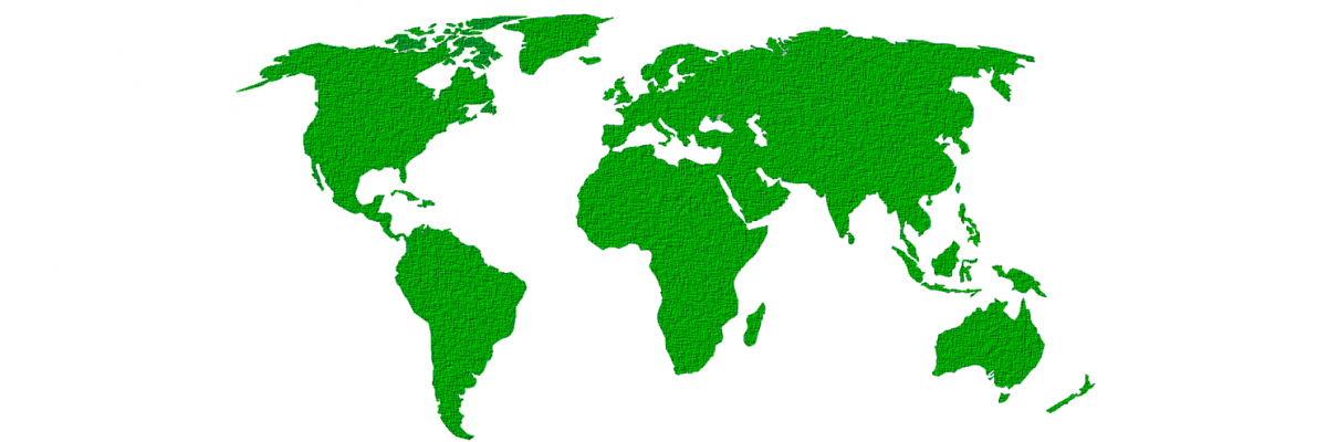 Die grüne Betafence Welt