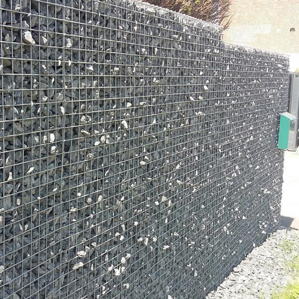 Mur Grillagé Gabion Stonewall Betafence