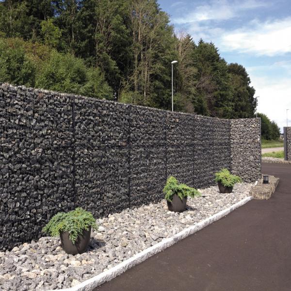 Créez votre mur de clôture gabion - Zenturo - Betafence